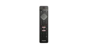 Rakuten TV button on Philips remote control
