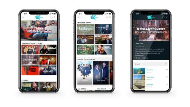 UKTV Play app