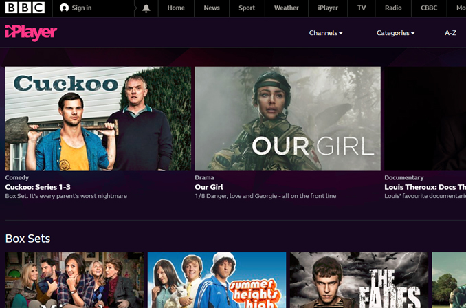 Introducing the 'fat channel' – an online service with a
