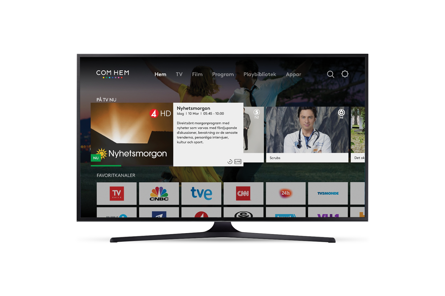 The World's First Major Android N Deployment of Android TV Operator