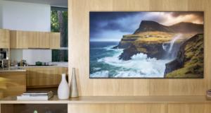 Samsung's 2019 QLED TV Line includes 4K and 8K sets