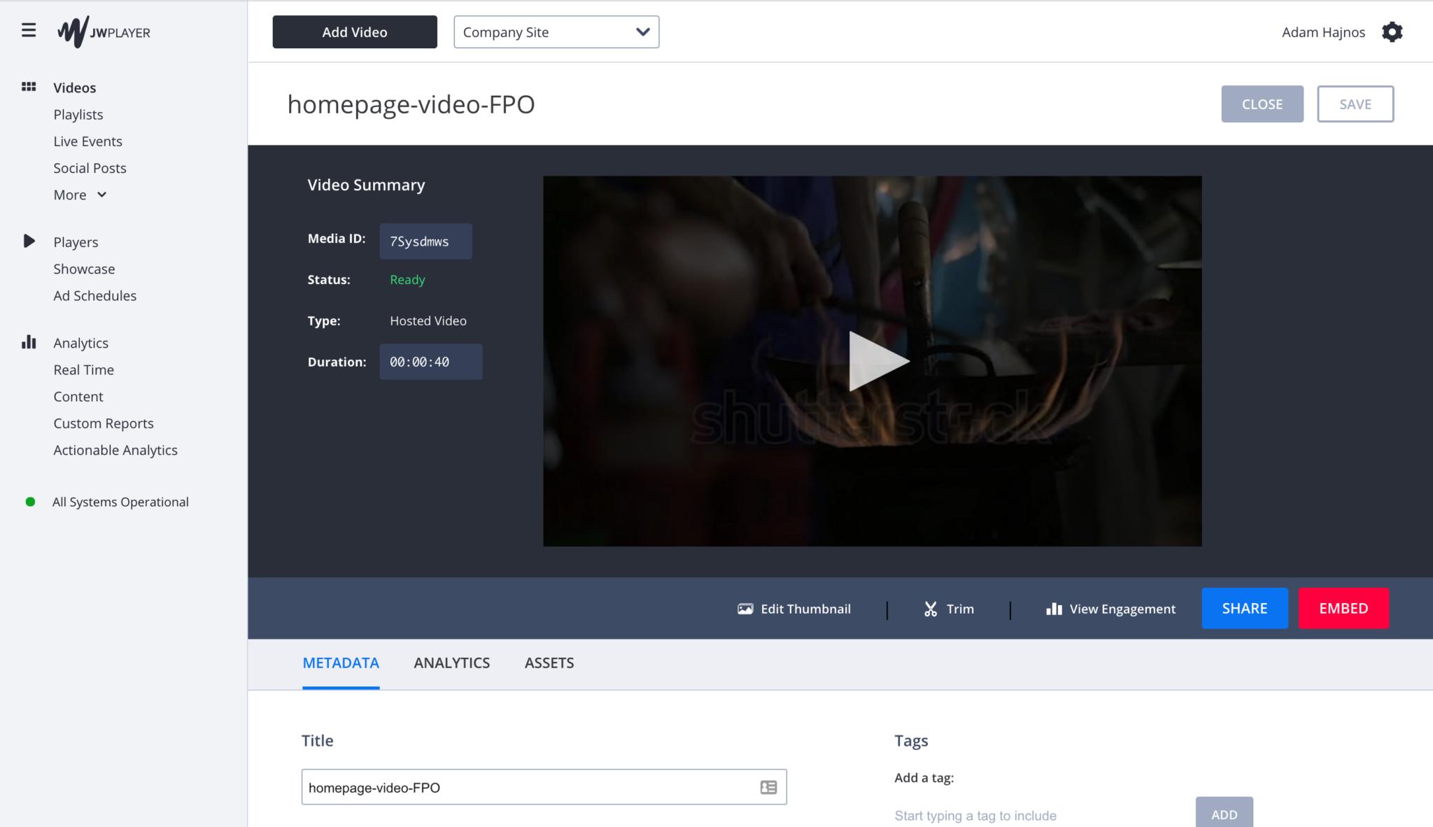 Inside Video Tech: JW Player   Videonet