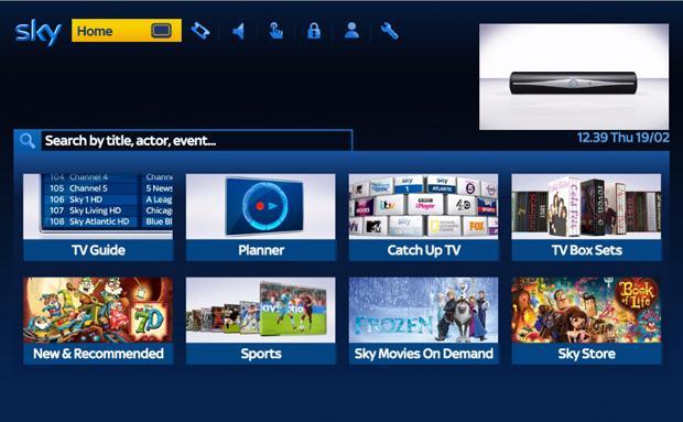 Download Sky TV user manuals