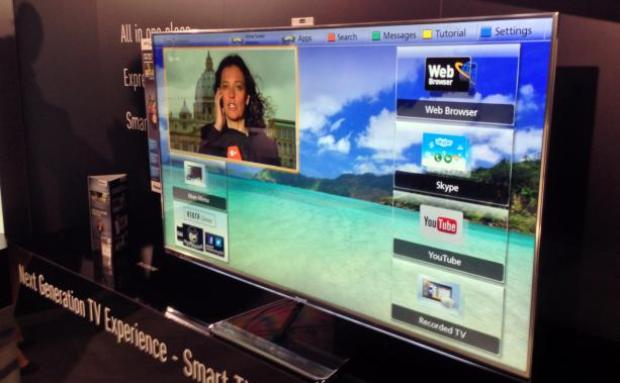 Panasonic Smart TV strategy: Apps development choices